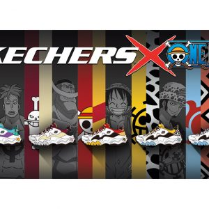 Skechers x One Piece