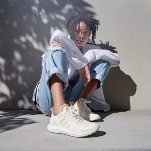 adidas futurecraft loop recyclable running shoe