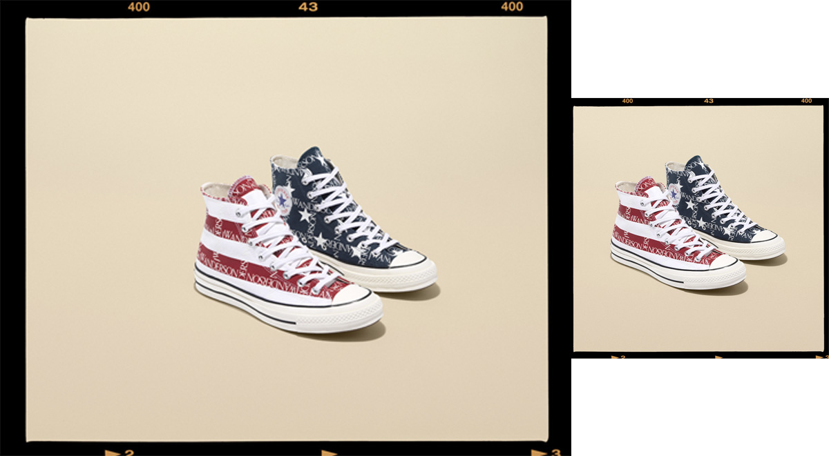 converse x jw anderson singapore release american flag chuck 70