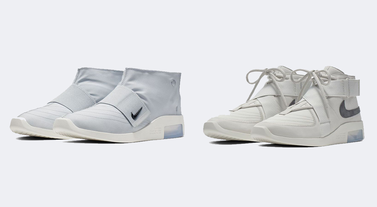 nike x fear of god footwear collection