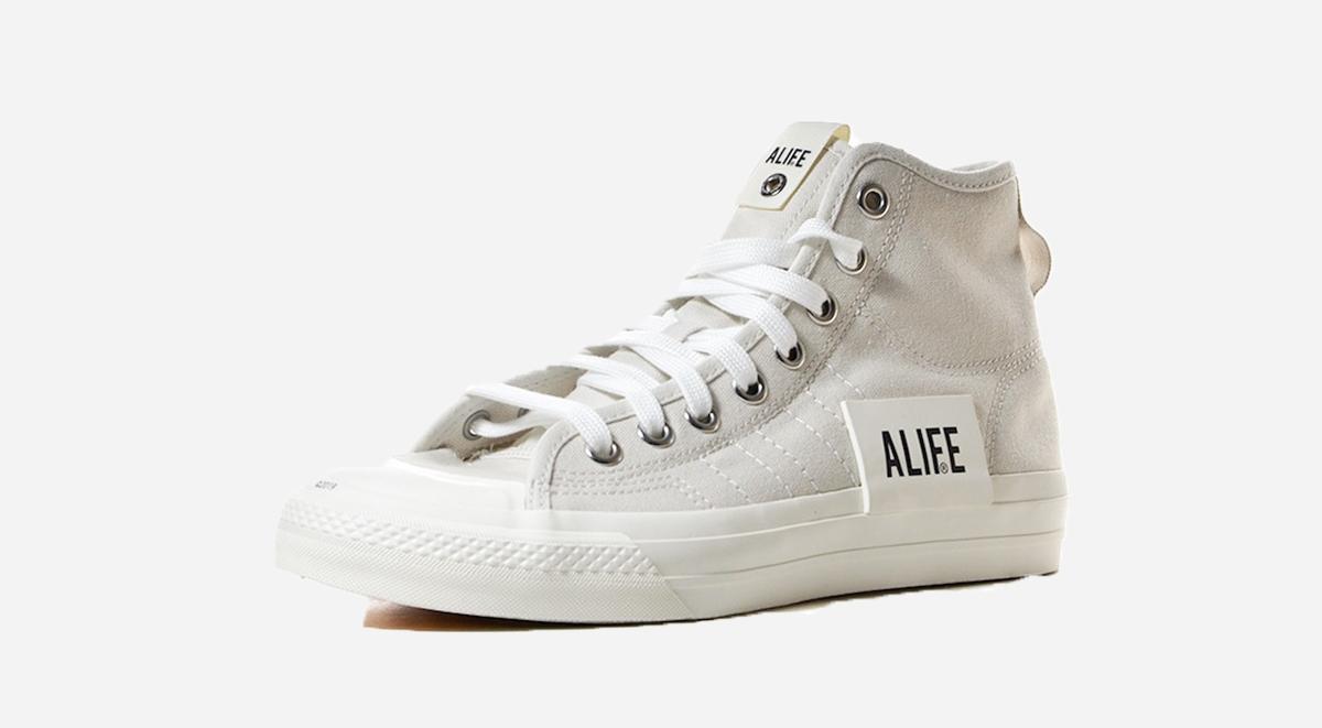 ADIDAS CONSORTIUM X ALIFE NIZZA HI Nike x cactus plant flea market