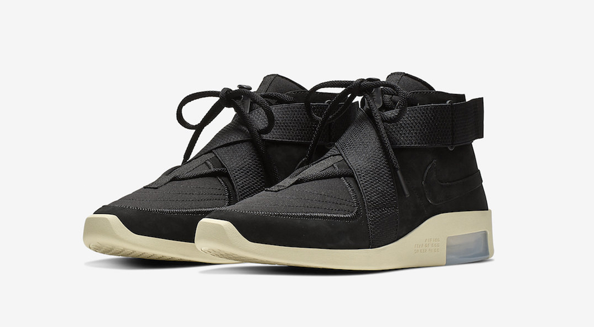 May sneaker releases nike air fear of god raid