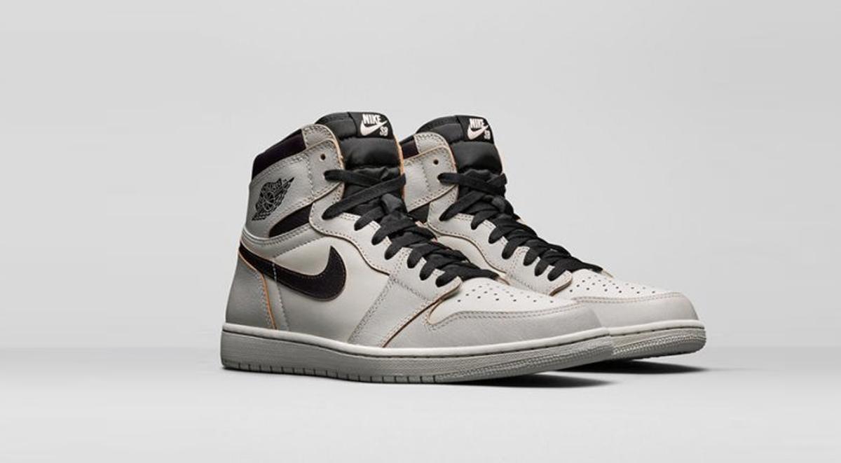Nike sb x air jordan 1 release details