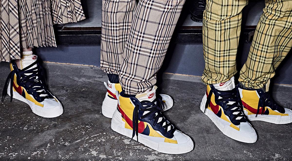 Nike x Sacai Blazer Mid release details