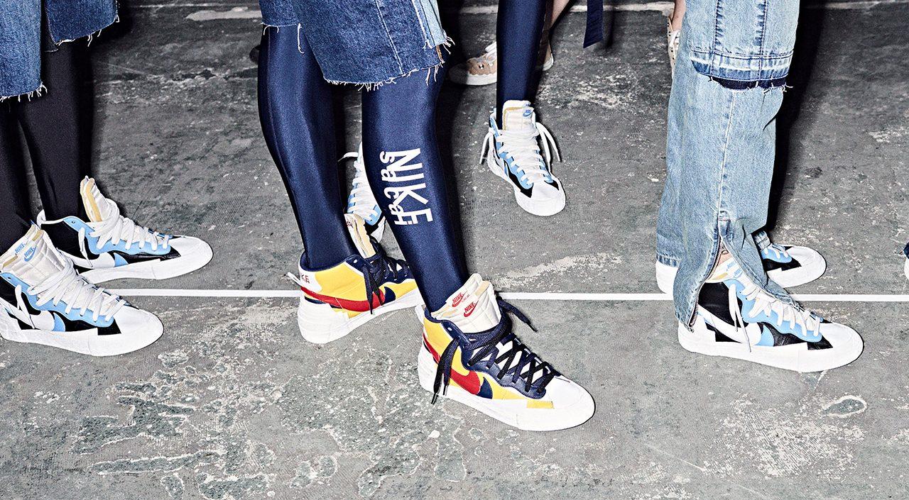 Nike x Sacai Blazer Mid Singapore Release Details: Launching ...