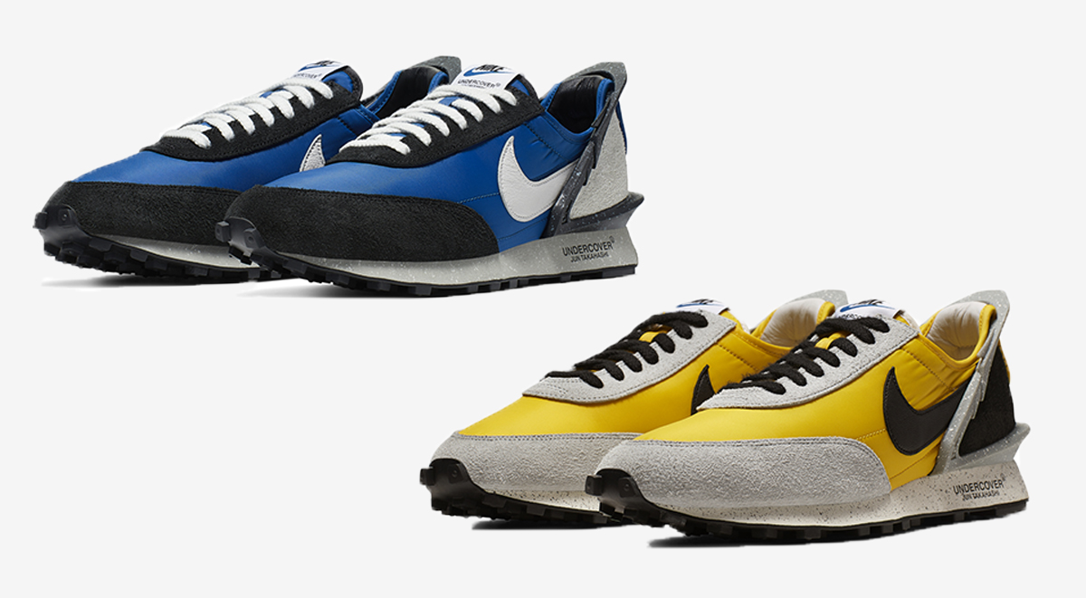 Nike x undercover daybreak sneaker collection