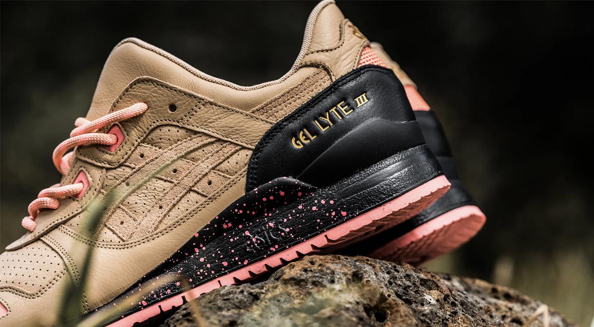 Sneaker Freaker x Asics Gel Lyte 3 release