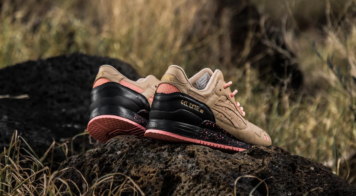 Sneaker Freaker x Asics Gel Lyte 3 singapore drop