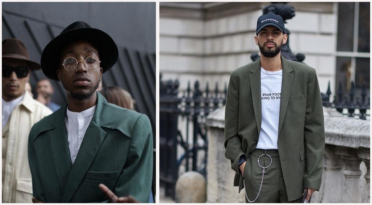 Streetwear style tips hat