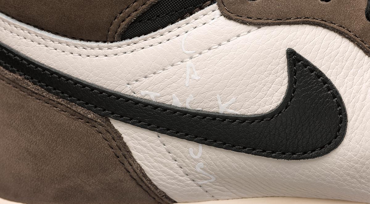 Travis Scott Air Jordan 1 Release details closer look