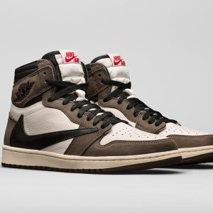Travis Scott Air Jordan 1 release