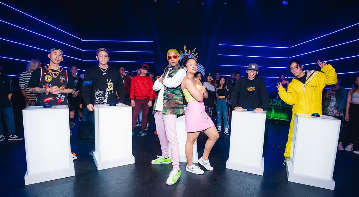 Yo! MTV Raps Asia Zamaera what's good
