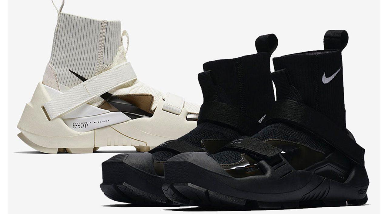 Alyx Nike sneakers from Matthew M Williams