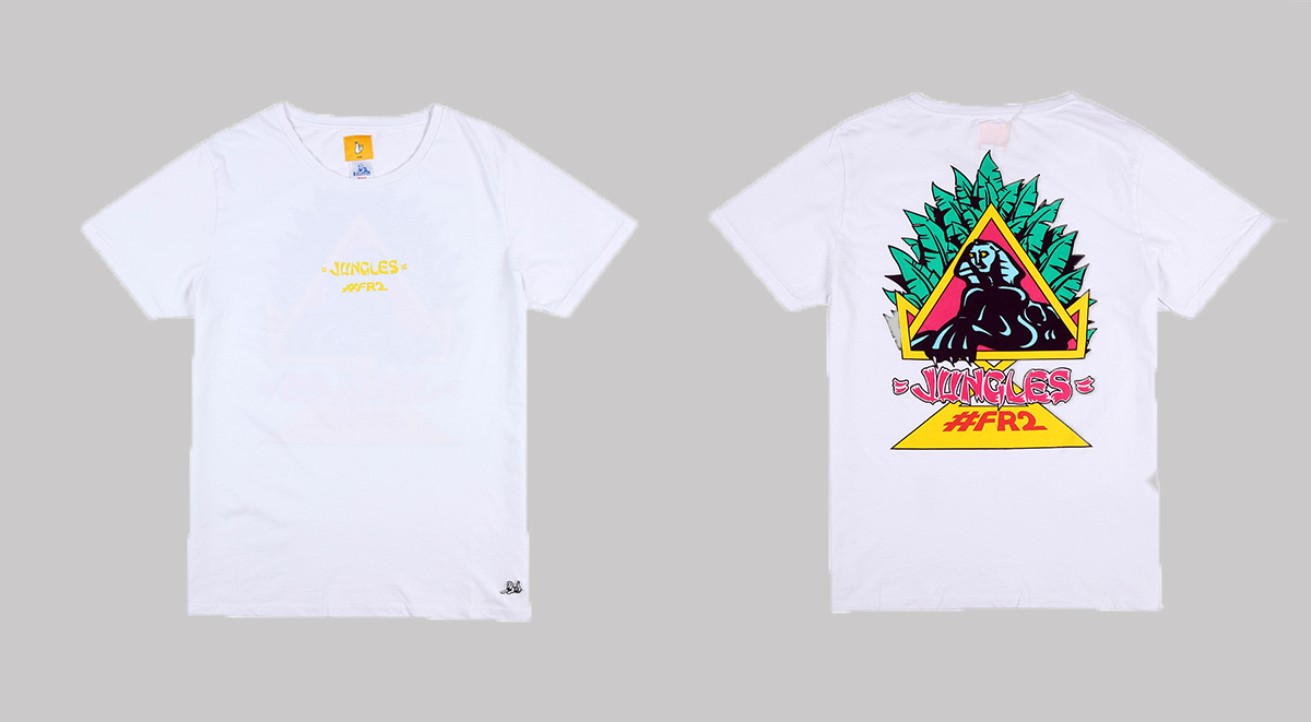 jungle jungles x fxxking rabbits collection 2
