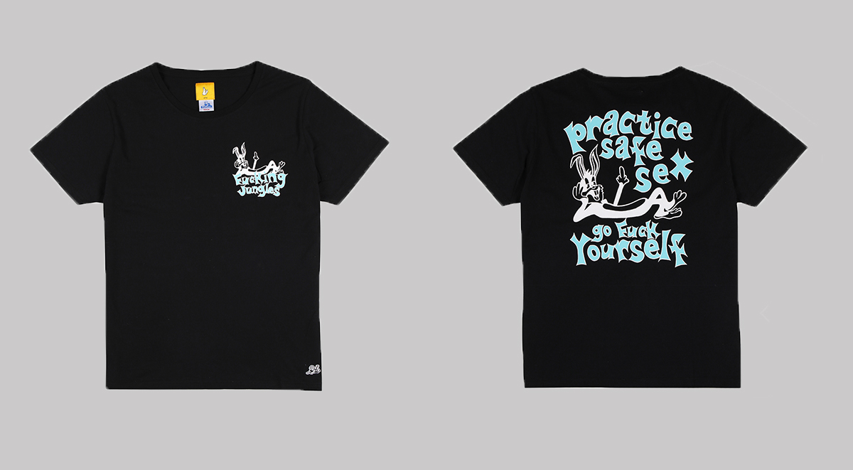 jungle jungles x fxxking rabbits collection 3