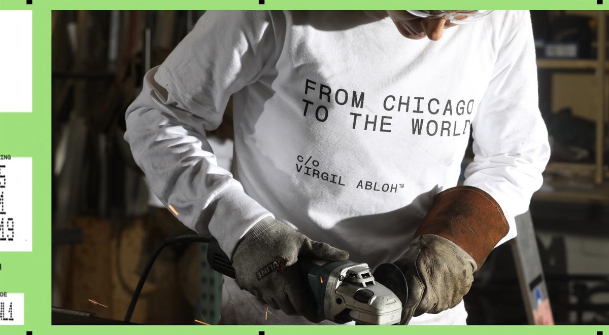 nikelab chicago re-creation center virgil abloh