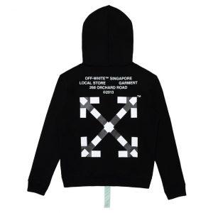 Off-White City Garments Singapore hoodie
