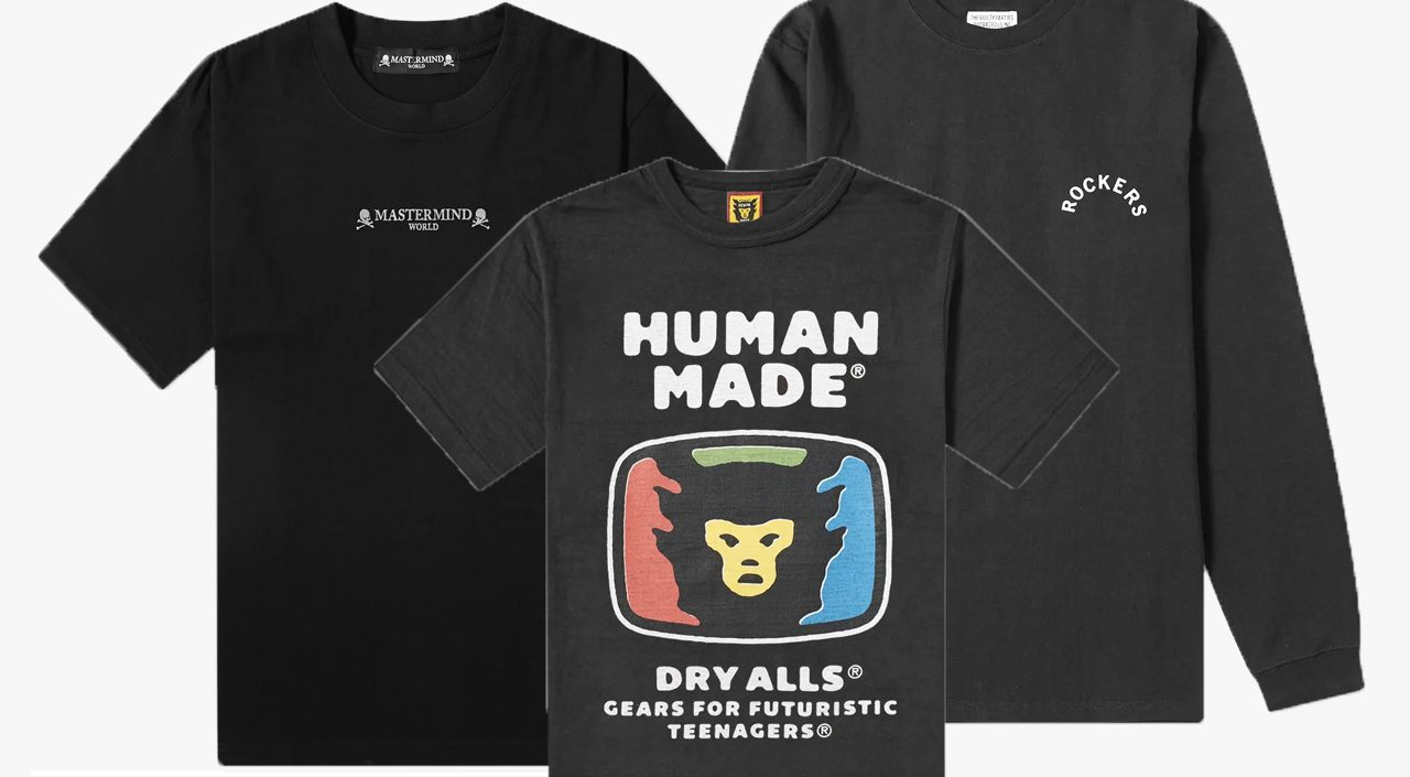 streetwear picks human made mastermind world wacko maria