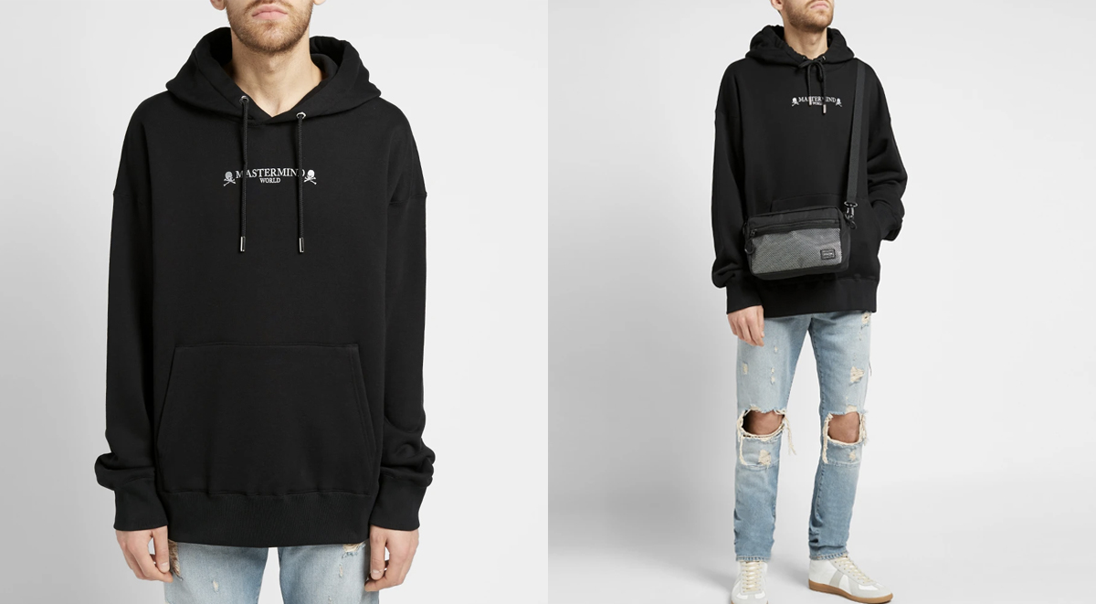 streetwear picks mastermind world hoodie