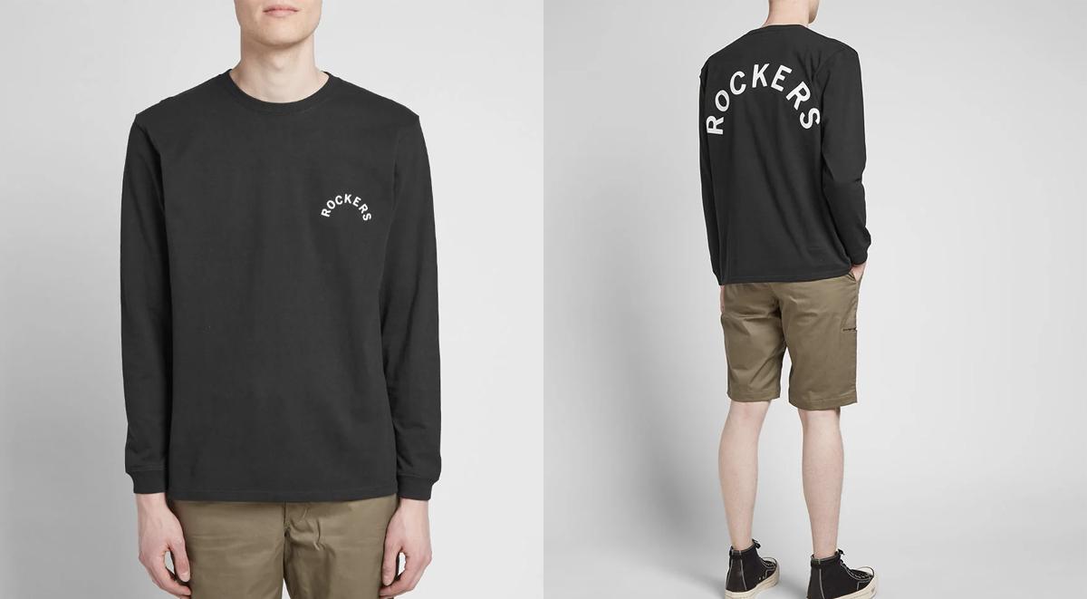 streetwear picks wacko maria rockers tee