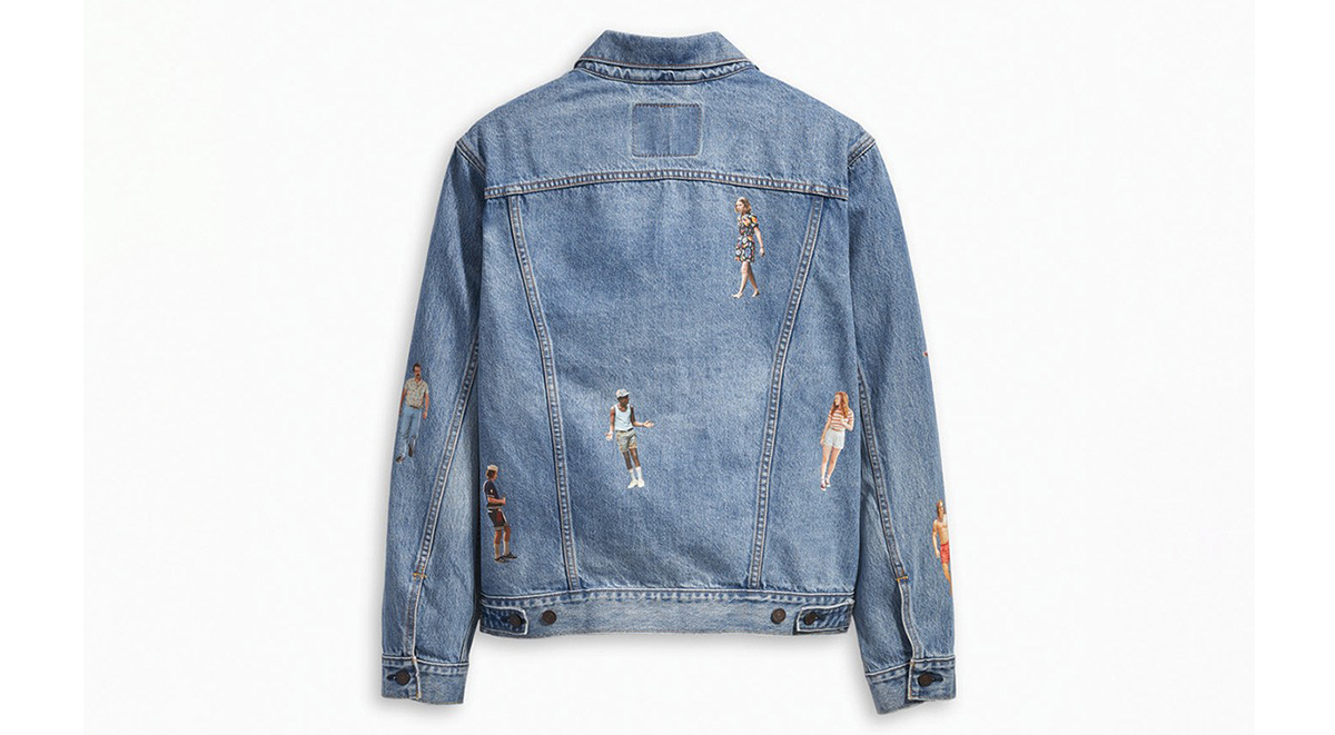 Levi's x Stranger Things 1