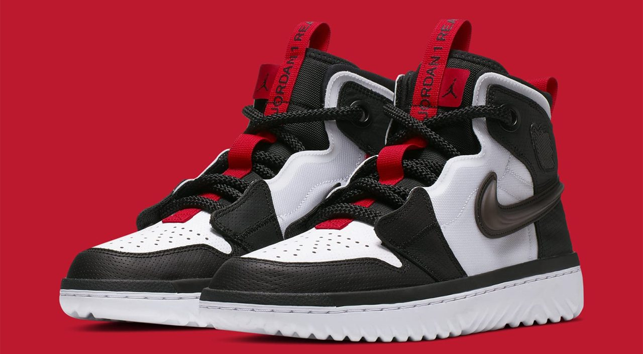 Air Jordan 1 React featured