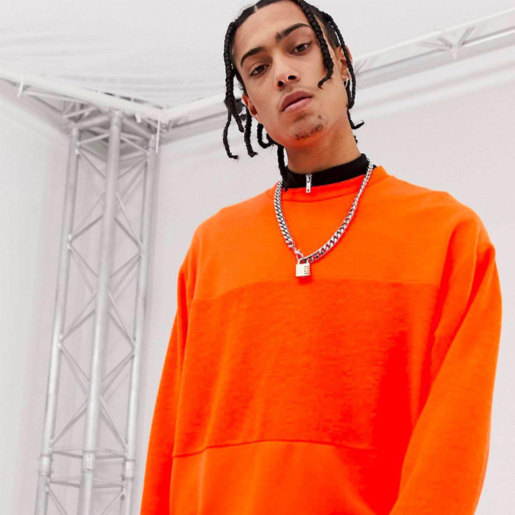 ASOS Design oversized sweatshirt Summer Sale 2019 Singapore Summer Sale 2019 Singapore