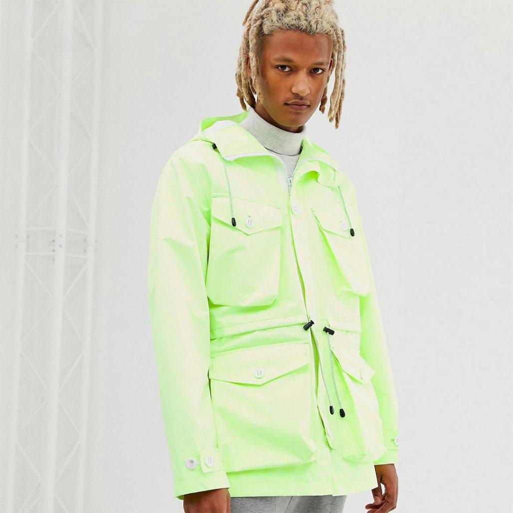 ASOS Design parka jacket Summer Sale 2019 Singapore