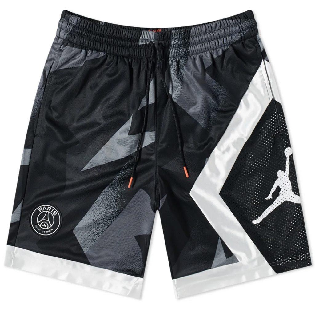 Air Jordan x PSG blocked short