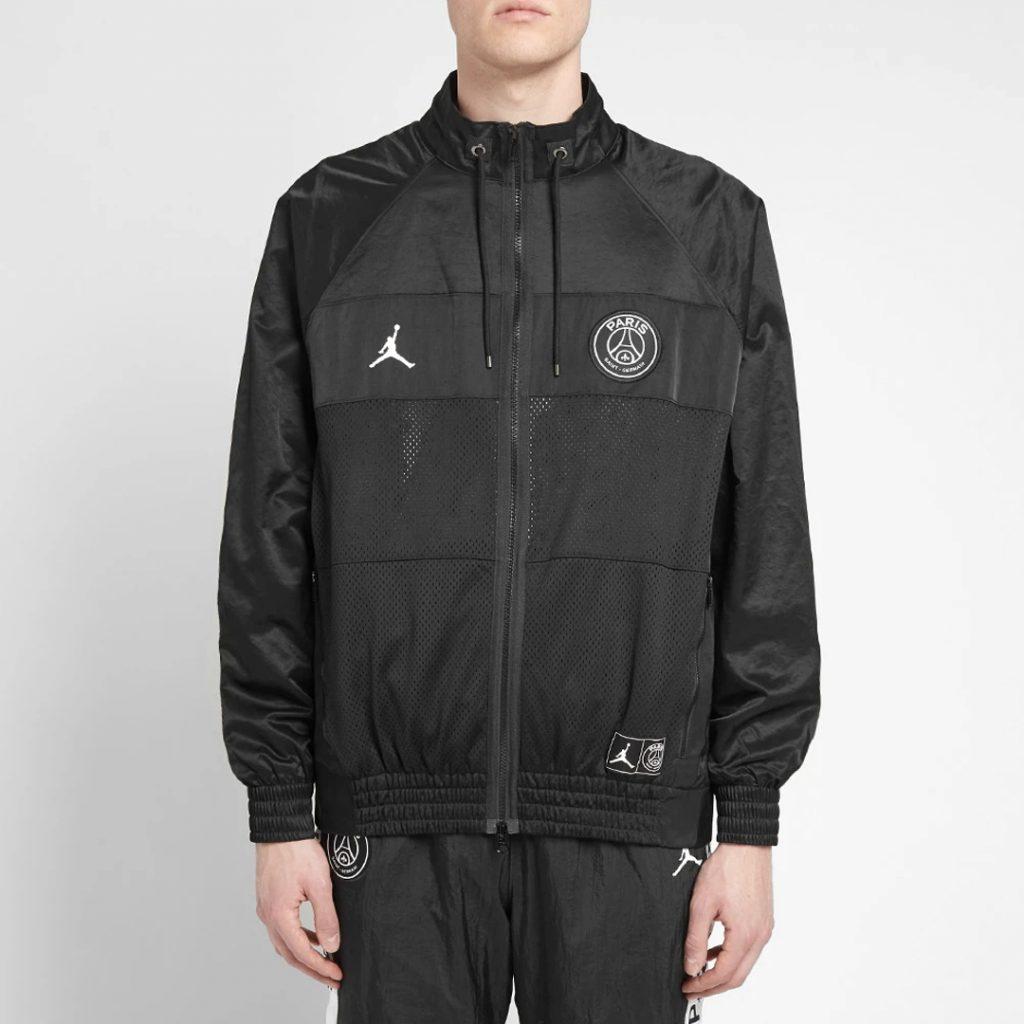 Air Jordan x PSG suit jacket
