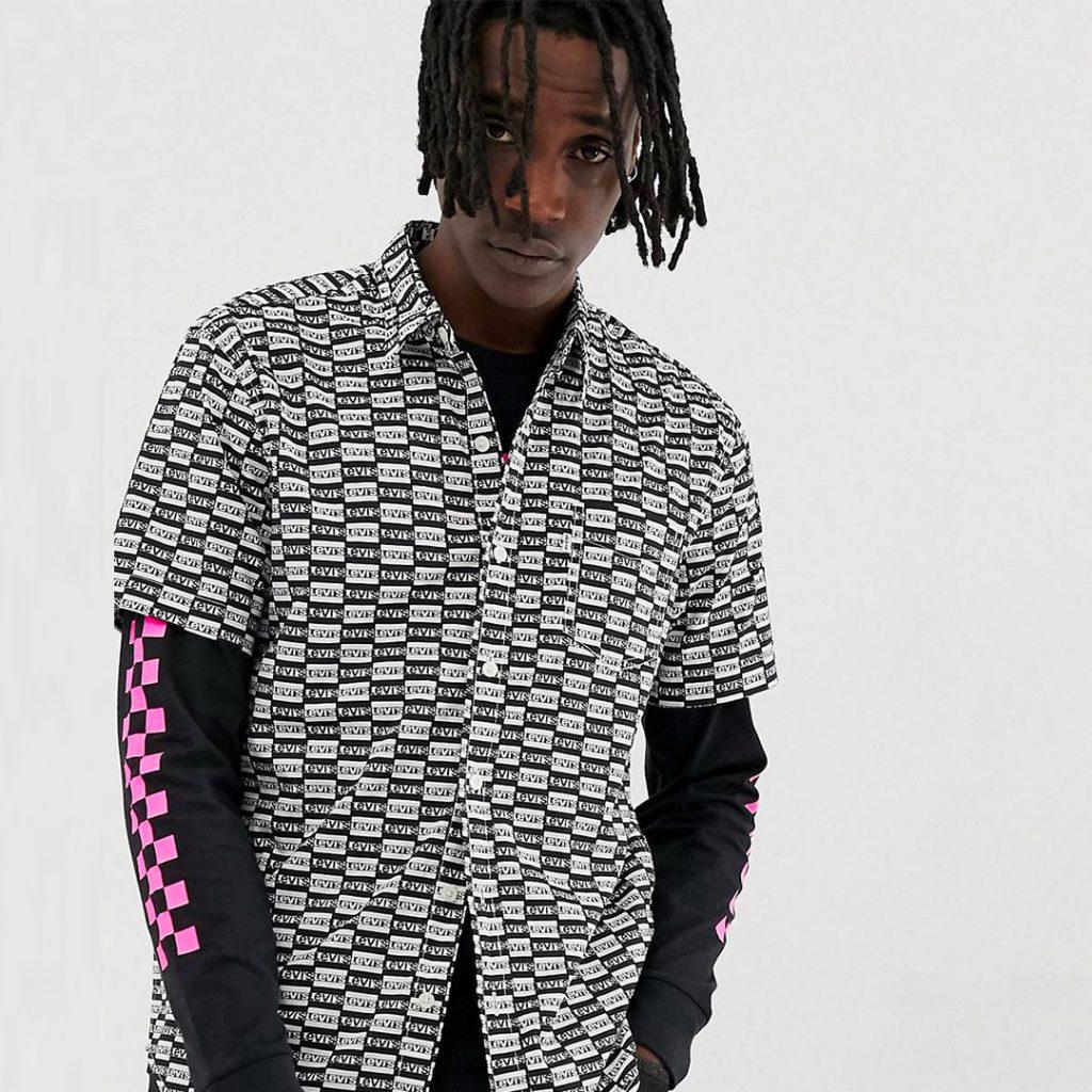 Levi's short sleeve shirt Summer Sale 2019 Singapore
