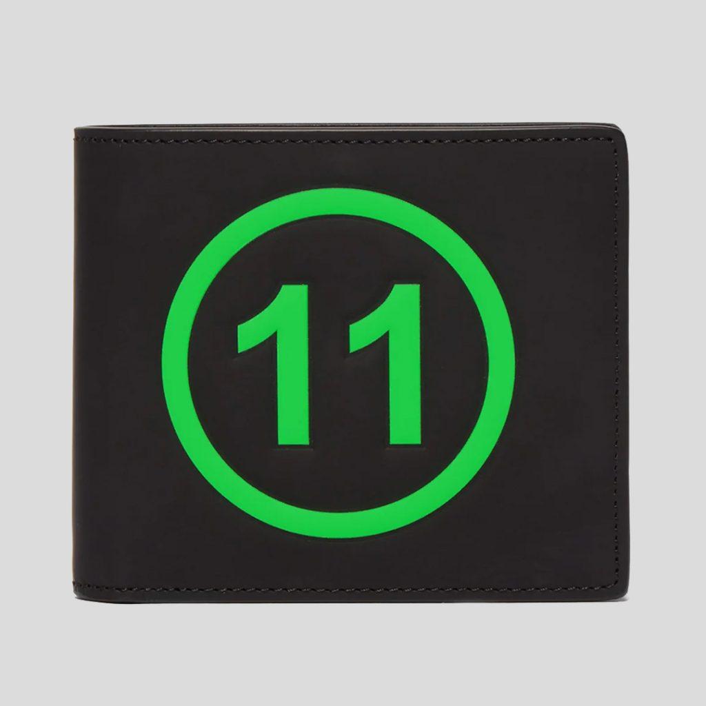 Maison Margiela N0.11 leather bi-fold wallet Summer Sale 2019 Singapore