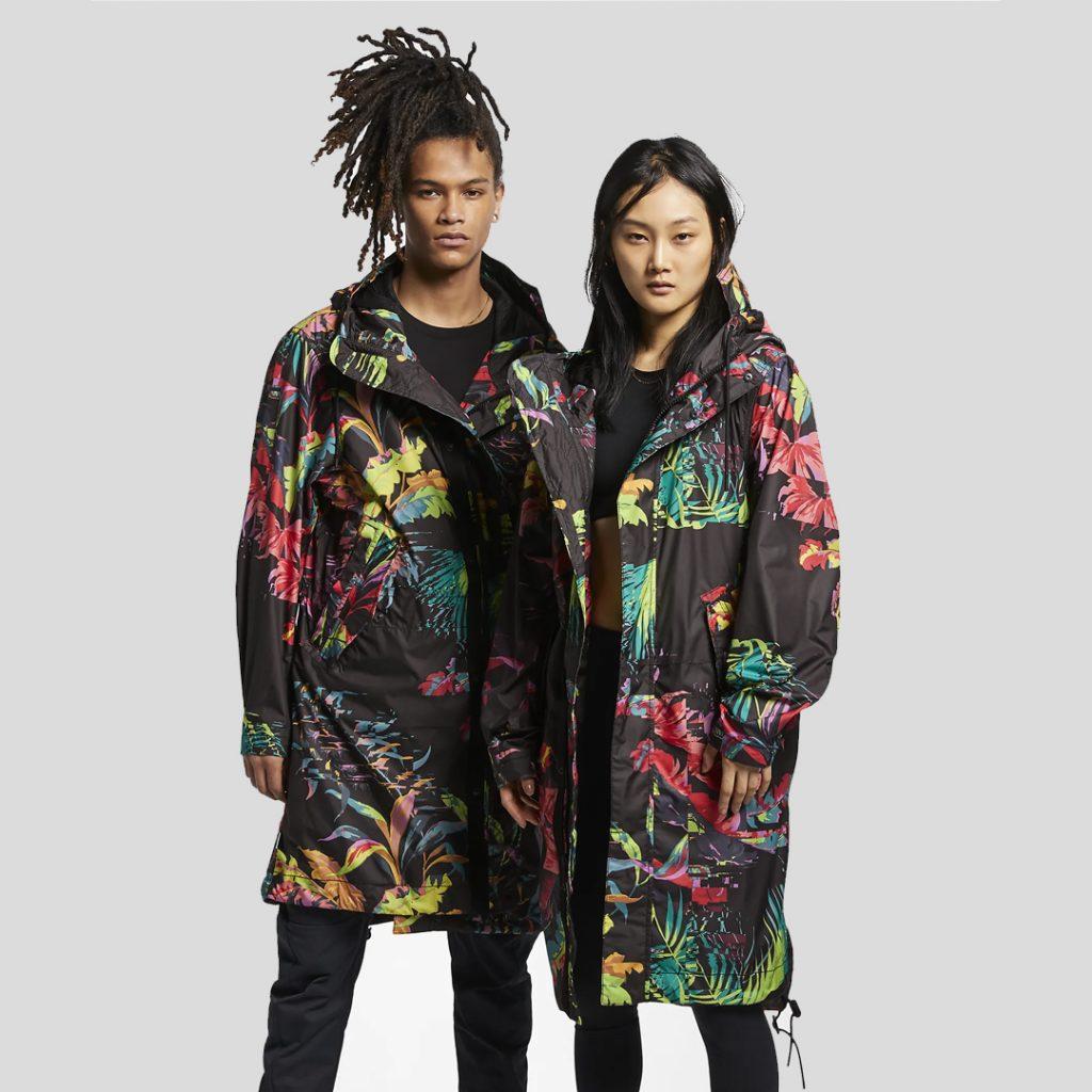 Nike Sportswear printed parka Summer Sale 2019 Singapore