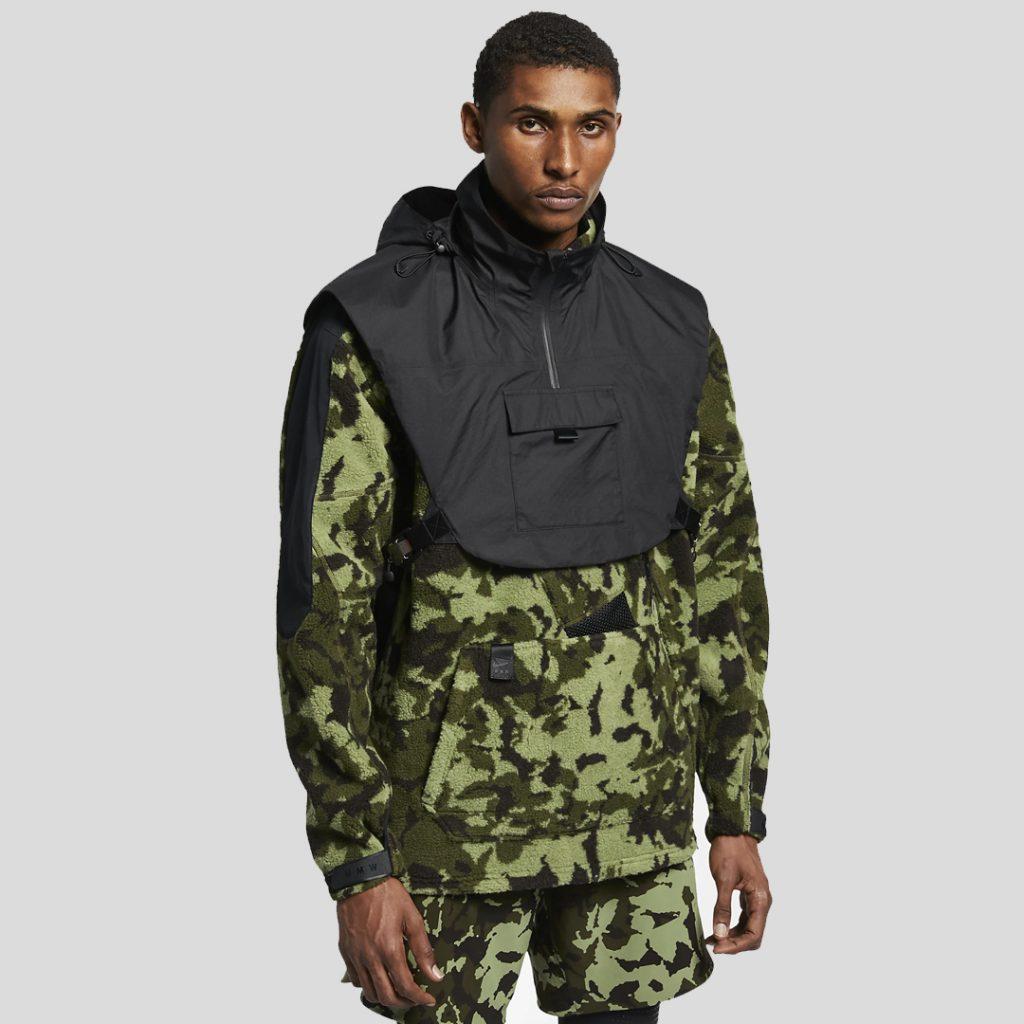 Nike x MMW Fleece Jacket Summer Sale 2019 Singapore