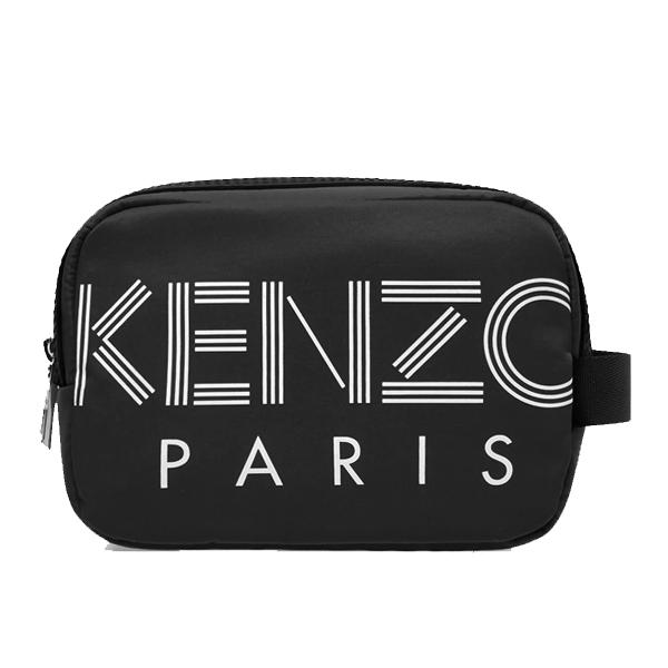 essential travel items kenzo wash bag