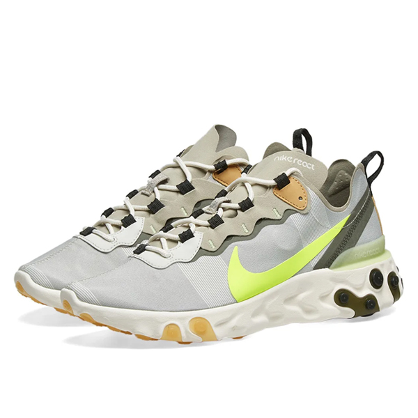 essential travel items nike element react 55