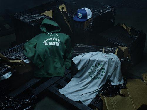 nike x stranger things hawkins high apparel singapore release