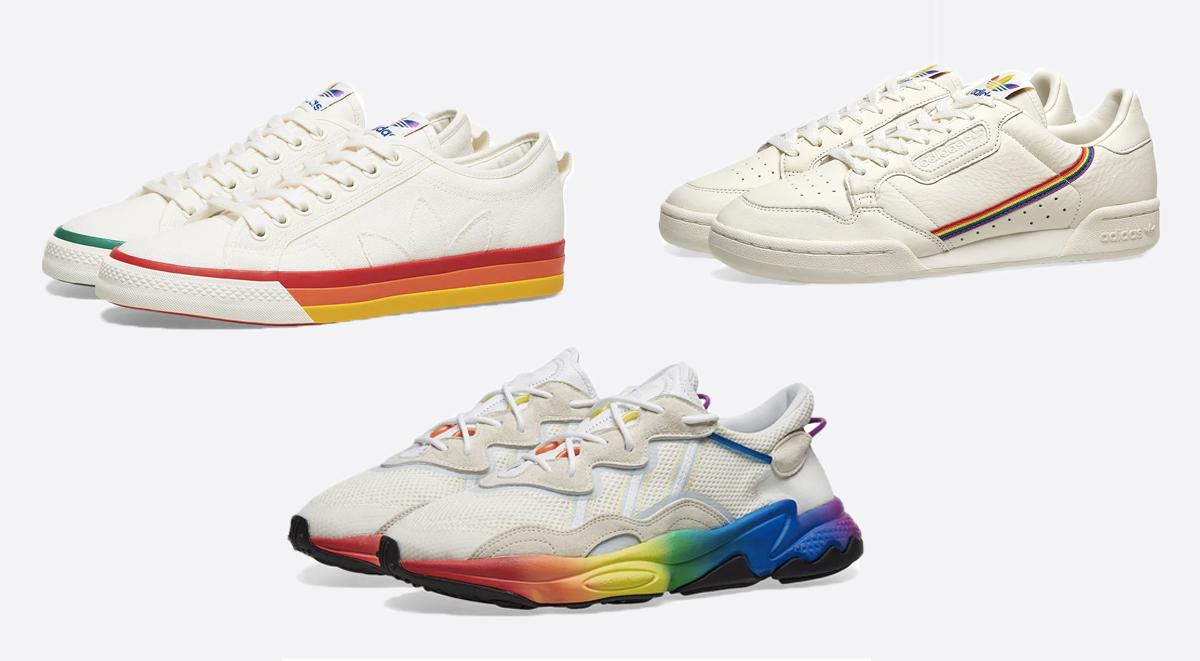 pride month footwear adidas singapore release