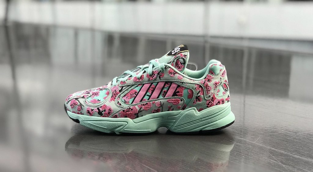 Adidas x Arizona iced tea pop up