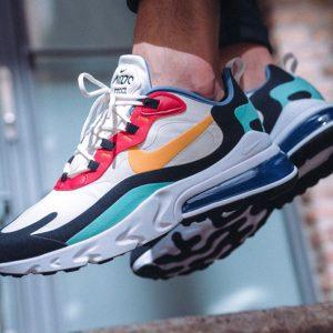 Nike Air Max 270 React Singapore release footwear drops