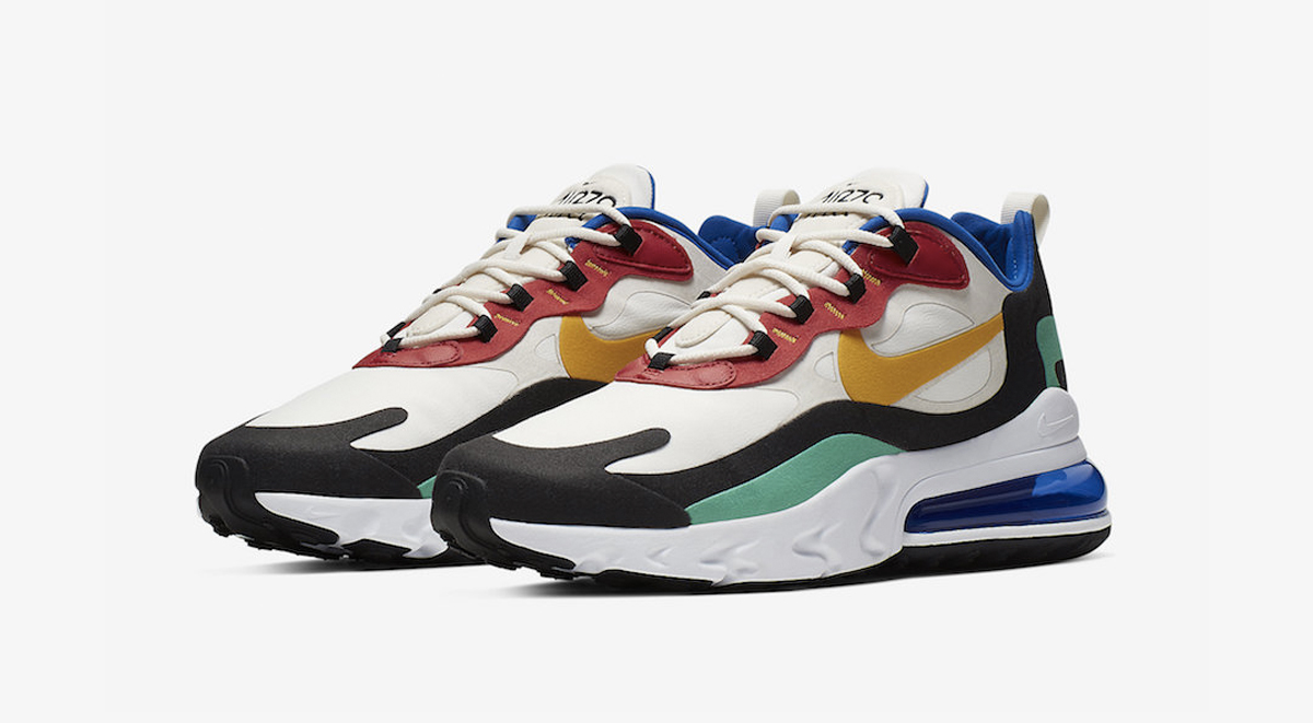 Nike Air Max 270 React singapore release details