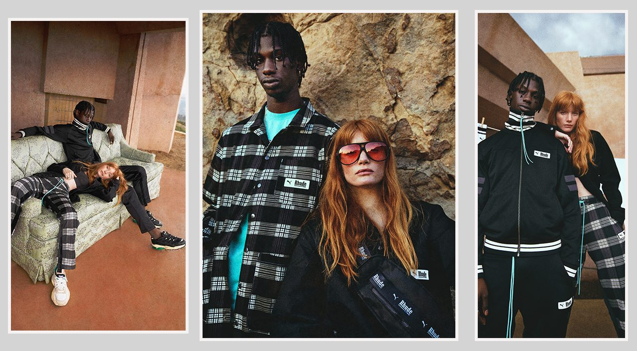 Puma x Rhude collaboration collection singapore release details