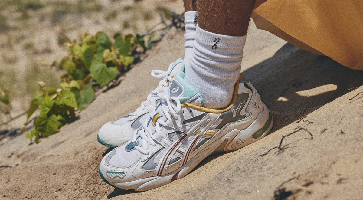 Ronnie Fieg x Asics Gel Kayano 5 OG first look