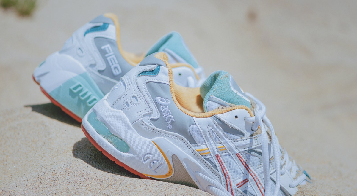 Ronnie Fieg x Asics Gel Kayano 5 OG singapore first look