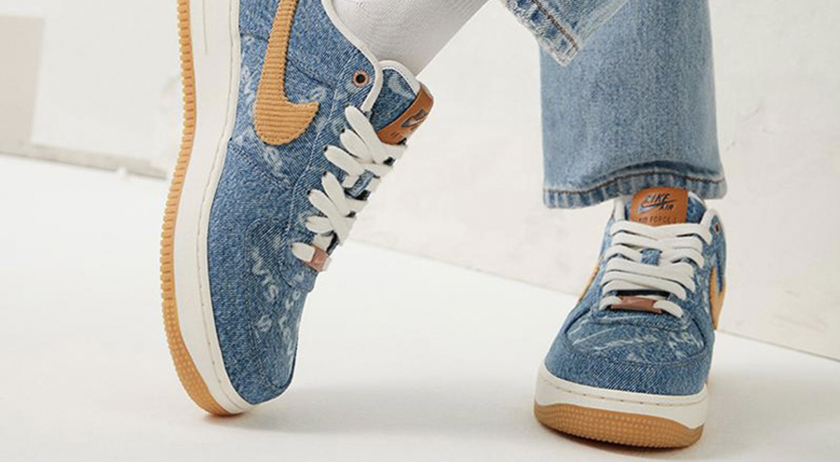 air force 1 low levi's x nike by you singapore release details 2019