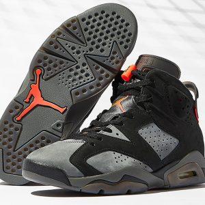 Air Jordan 6 PSG featured
