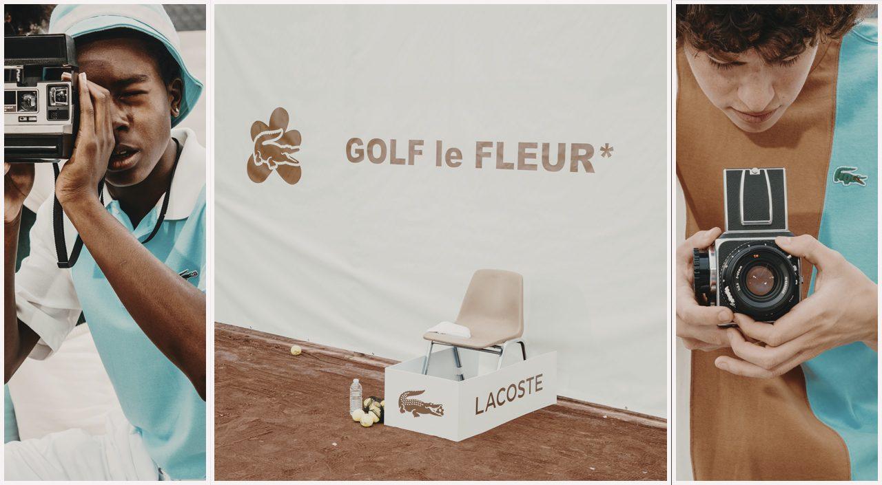 golf le fleur x lacoste singapore launch details