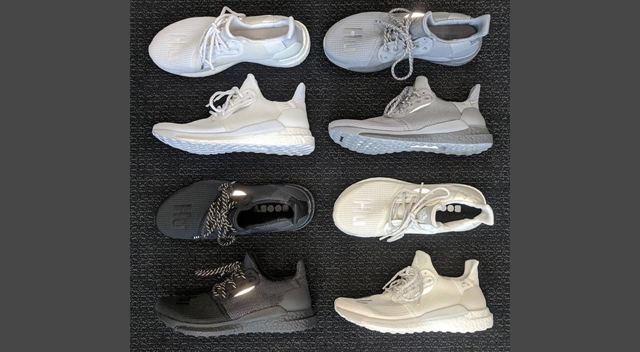 Pharrell x Adidas Solar Glide Hu ST Release Date | Sole