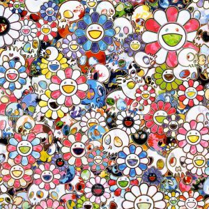 Takashi Murakami Singapore exhibition at STPI