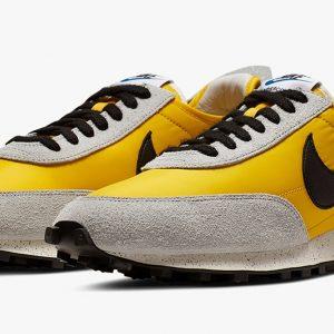 Undercover Nike Daybreak yellow 2